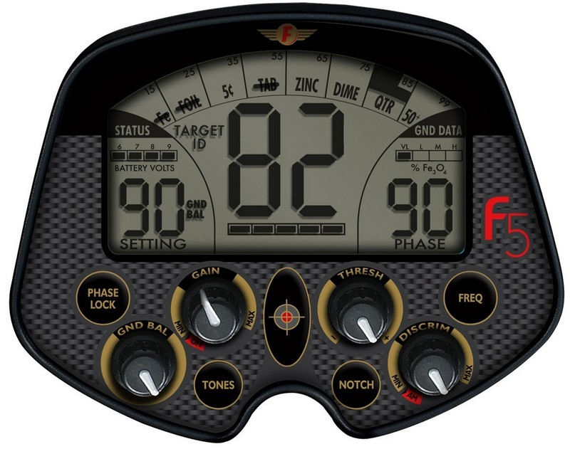 Fisher f5 display_800